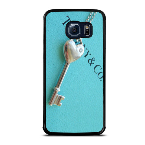 TIFFANY CO KEY 2 Samsung S6 Edge Case