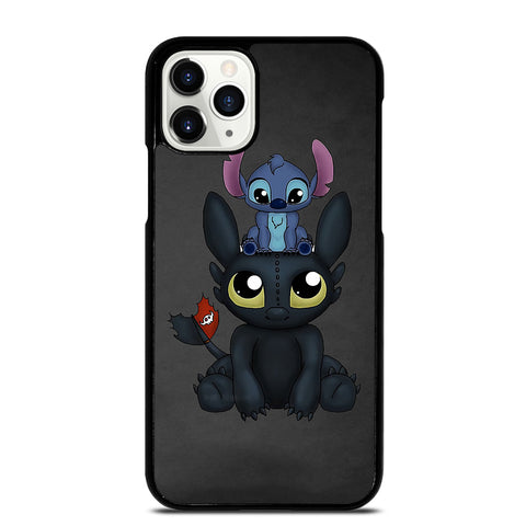 TOOTHLESS AND STITCH iPhone 11 Pro Case