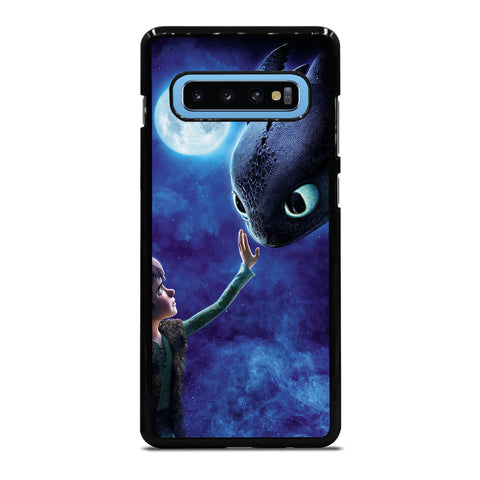 TOOTHLESS DRAGON SHADOWS Samsung S10 Plus Case