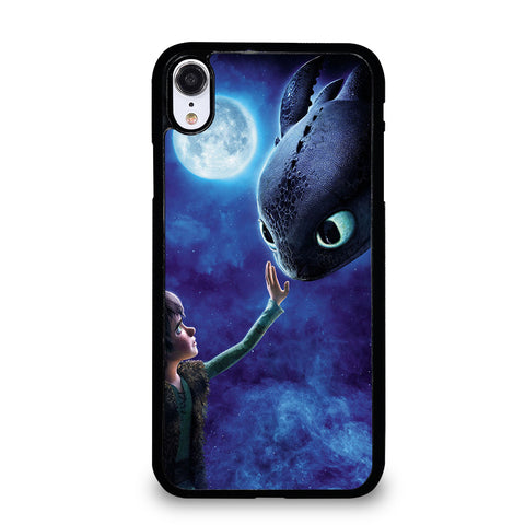 TOOTHLESS DRAGON SHADOWS iPhone XR Case