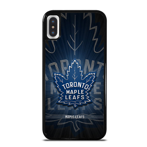 TORONTO MAPLE LEAFS iPhone X / XS Case