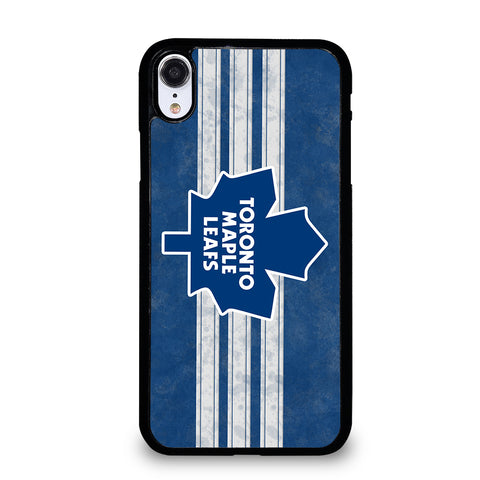 TORONTO MAPLE LEAFS 3 iPhone XR Case