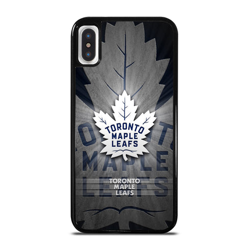 TORONTO MAPLE LEAFS 4 iPhone X / XS Case