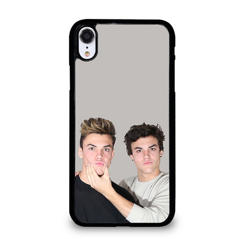 TREND DOLAN TWINS iPhone XR Case