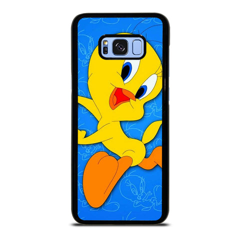 TWEETY BIRD LOONEY TUNES HAPPY Samsung S8 Plus Case