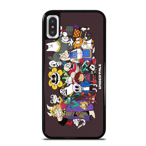 UNDERTALE Game 3 iPhone X / XS Case