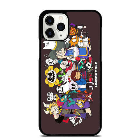 UNDERTALE Game 3 iPhone 11 Pro Case