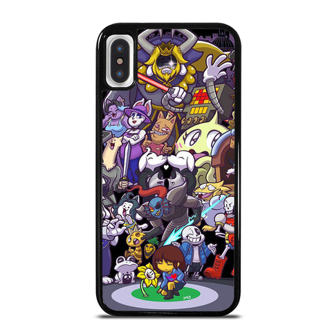 UNDERTALE LOVE CHARACTER 3 iPhone X / XS Case