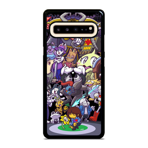 UNDERTALE LOVE CHARACTER 3 Samsung S10 5G Case