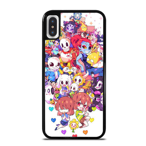 UNDERTALE LOVE CHARACTER 5 iPhone X / XS Case