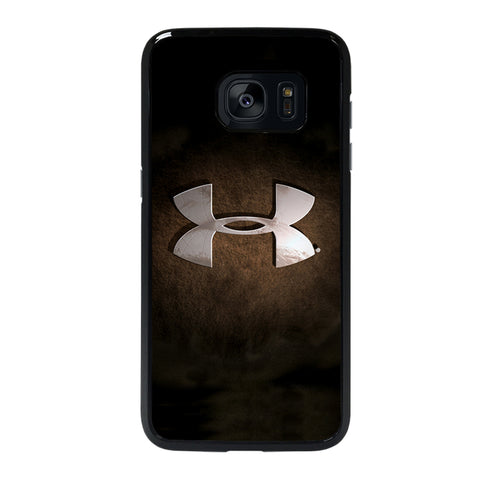 UNDER ARMOUR LOGO SMASH 4 Samsung S7 Edge Case