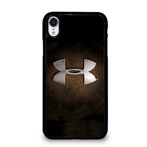 UNDER ARMOUR LOGO SMASH 4 iPhone XR Case