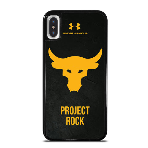 UNDER ARMOUR PROJECT ROCK iPhone X / XS Case