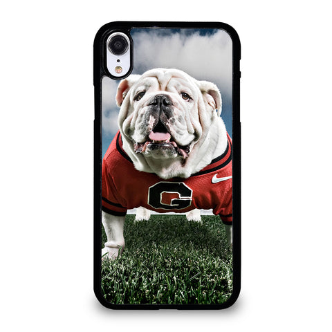 UNIVERSITY OF GEORGIA BULLDOGS UGA 2 iPhone XR Case