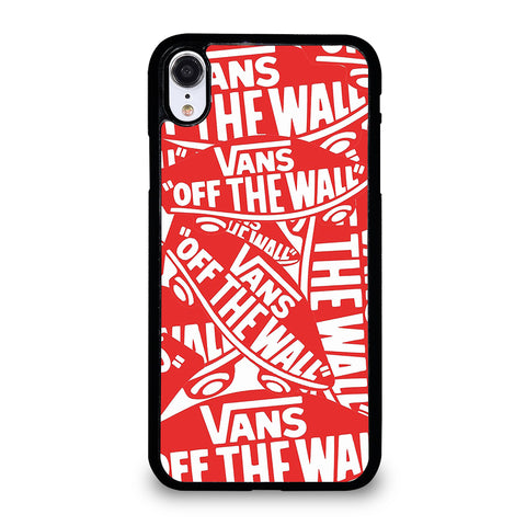 VANS OFF THE WALL iPhone XR Case