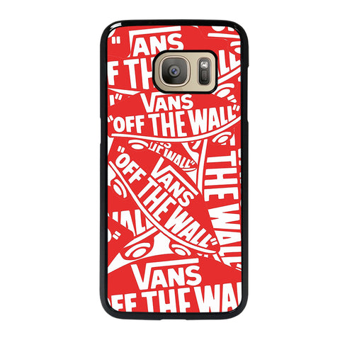 VANS OFF THE WALL Samsung S7 Case