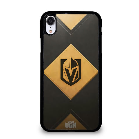 VEGAS GOLDEN KNIGHTS89 4 iPhone XR Case
