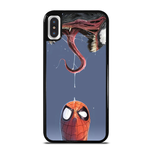 VENOM SPIDERMAN iPhone X / XS Case