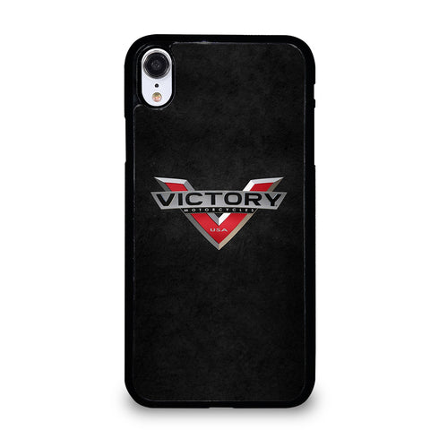 VICTORY MOTORCYCLE iPhone XR Case