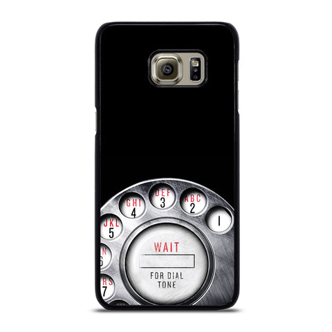 VINTAGE ROTARY DIAL 3 Samsung S6 Edge Plus Case