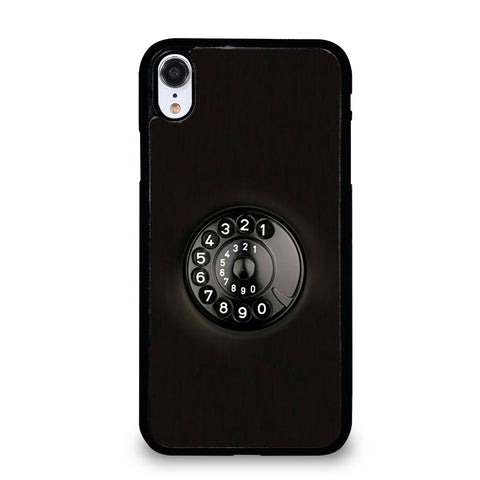 VINTAGE ROTARY DIAL iPhone XR Case