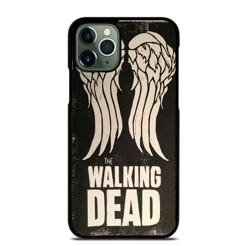 WALKING DEAD DARYL DIXON WINGS iPhone 11 Pro Max Case