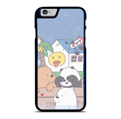 WE BARE BEARS 3  3 iPhone 6 / 6s Case