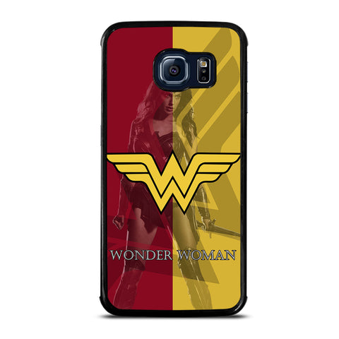 WONDER WOMAN CLASSIC Samsung S6 Edge Case