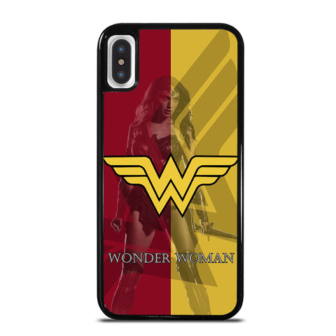 WONDER WOMAN CLASSIC iPhone X / XS Case