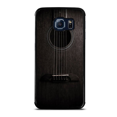 WOODEN ACCOUSTIC GUITAR Samsung S6 Edge Case