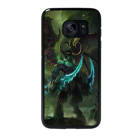WORLD OF WARCRAFT LEGION 2 Samsung S7 Edge Case