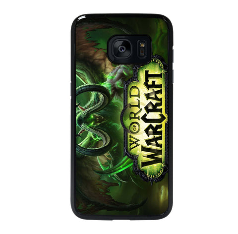WORLD OF WARCRAFT LEGION 4 Samsung S7 Edge Case