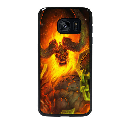 WORLD OF WARCRAFT LEGION 5 Samsung S7 Edge Case