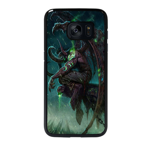 WORLD OF WARCRAFT LEGION Samsung S7 Edge Case