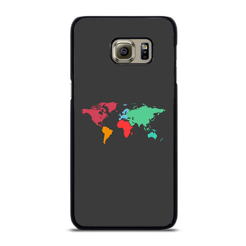 WORLD MAP Samsung S6 Edge Plus Case