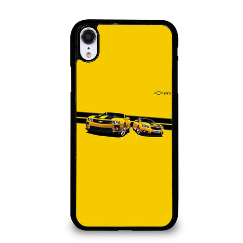 YELLOW CHEVY CAMARO iPhone XR Case