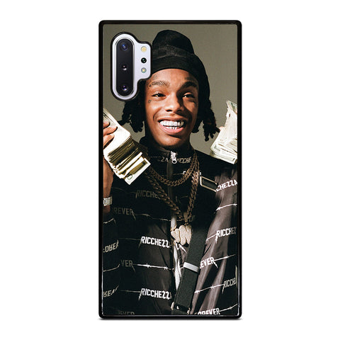 YNW MELLY RAPPER 4 Samsung Note 10 Plus Case