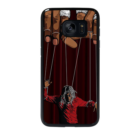 YOUNG THUG SLATT RAPPER Samsung S7 Edge Case