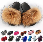 Fur Slippers/Slides