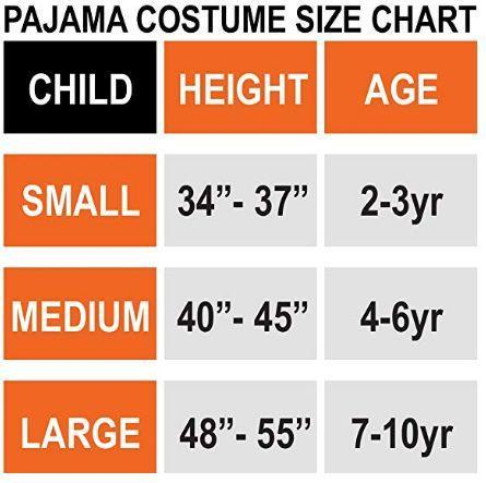 Kangaroo Animal Onesie Pajama Costume - Child - Spooktacular Creations