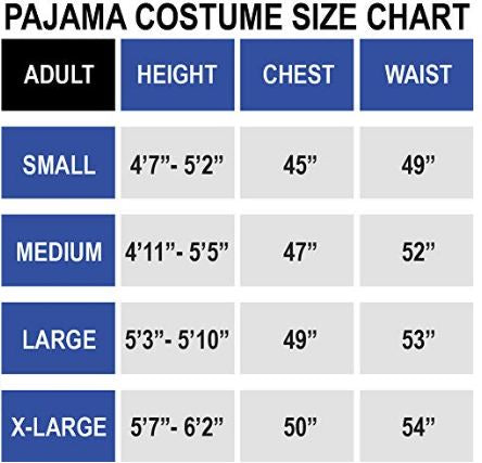 Sloth Animal Onesie Pajama Costume - Adult