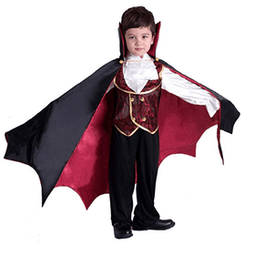 Gothic Vampire Costume Set - Boys