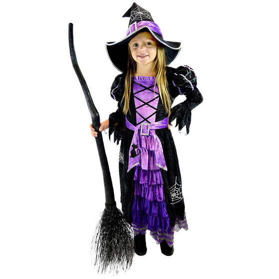 Witch Deluxe Costume Set