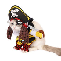 Pirates Cat Costume