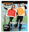 Butter and Jelly PBJ Costume Adult Couple Set - Spooktacular Creations