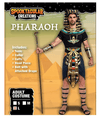 Egyptian King Pharaoh Deluxe Halloween Costume for Men - Spooktacular Creations