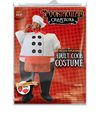 Halloween Chief Cook Inflatable Costume - Spooktacular Creations