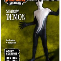Scary Shadow Demon Costume - Adult