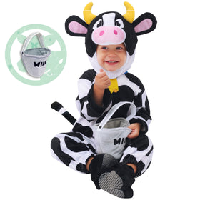 Baby Cow Costume Set