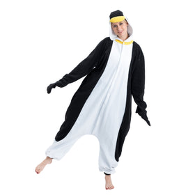 Penguin Animal Onesies Costume - Adult